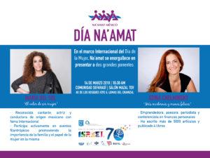 Día de la Socia Naamat @ comunidad sefaradi