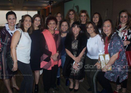 Diariojudio.com felicita a Federación femenina de la Comunidad Judía de México por sus 50 años de incansable labor