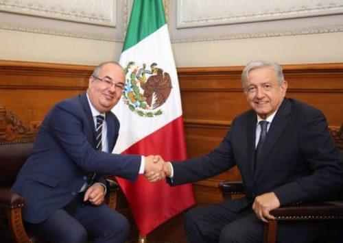Conoce a Zvi Tal, en nuevo excelentísimo Embajador de Israel en México