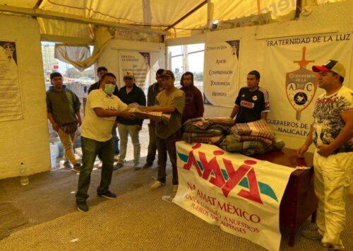 NA'AMAT en Movimiento: Juntos cobijando a nuestros pueblos naucalpenses