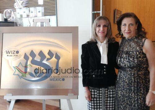 Diariojudio.com felicita a Raquel Zeitouni, nueva presidenta de WIZO México.